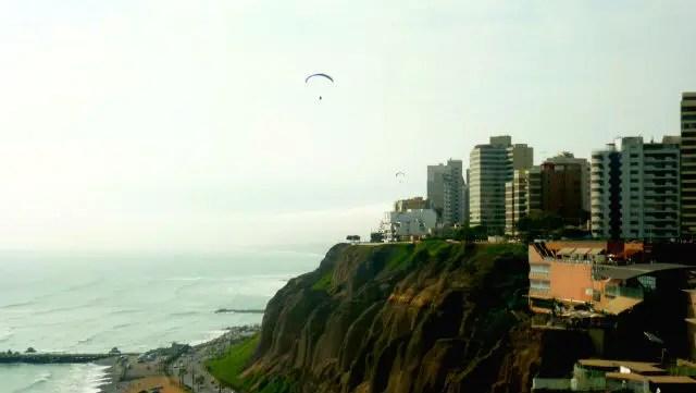 Orla de Miraflores - Lima