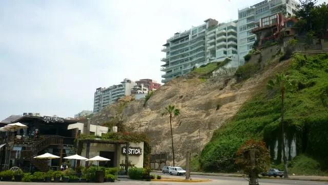 Praia de Barranco, Lima
