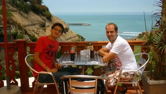 Restaurant Javier, Barranco, Lima