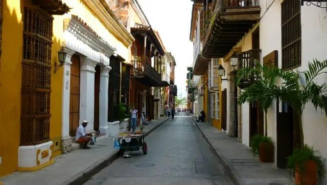 Cartagena de Indias (Foto: Esse Mundo É Nosso)