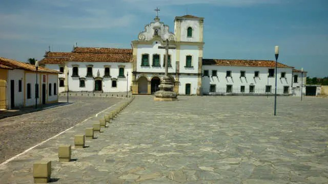 Cidades Históricas: Praça de São Francisco - São Cristóvão, Sergipe