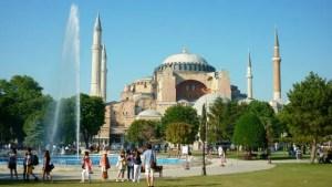 Ayasofia - Sultanahmet - Istambul (Foto: Esse Mundo É Nosso)