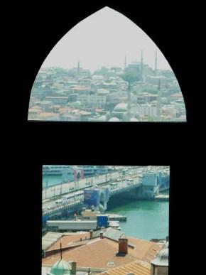 Janela da Torre de Galata - Istambul (Foto: Esse Mundo É Nosso)