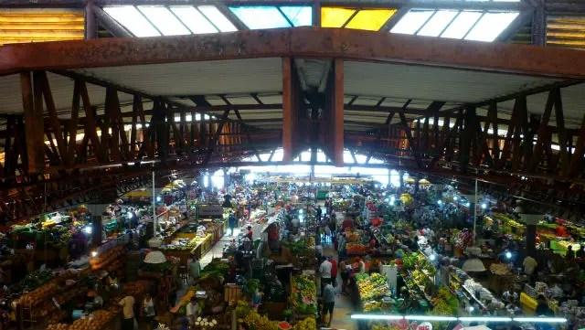 Mercado de Aracaju (Foto: Esse Mundo É Nosso)
