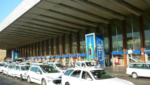 Estação Roma Termini (Foto: Esse Mundo É Nosso)