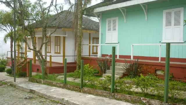 Vila Martin Smith - Vila de Paranapiacaba (Foto: Esse Mundo É Nosso)