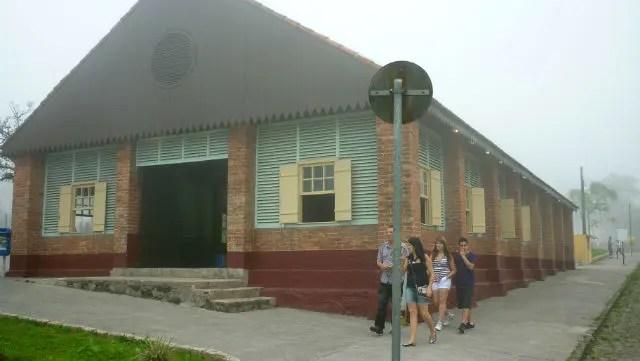 Antigo Mercado - Vila de Paranapiacaba (Foto: Esse Mundo É Nosso)