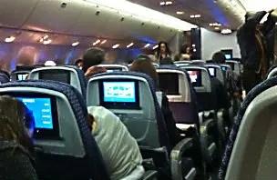 Como é voar pela United Airlines (Foto: Esse Mundo é Nosso)