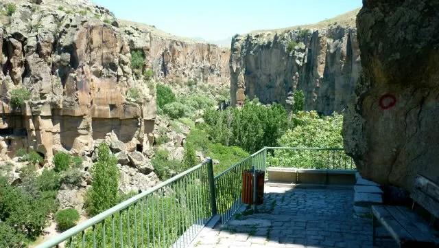 Ihlara Valley, Capadócia - Turquia (Foto: Esse Mundo É Nosso)
