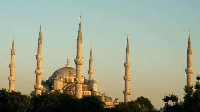Viajar para a Turquia - Mesquita Azul - Istambul (Foto: Esse Mundo É Nosso)