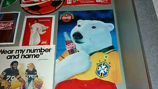 Museu da Coca Cola em Atlanta (Foto: Esse Mundo é Nosso)