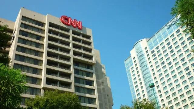Tour pela sede da CNN em Atlanta (Foto: Esse Mundo é Nosso)