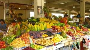 Mercado 10 de Agosto - Cuenca, Equador (Foto: Esse Mundo É Nosso)