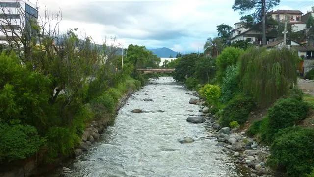 Rio Tomebamba - Cuenca, Equador (Foto: Esse Mundo É Nosso)