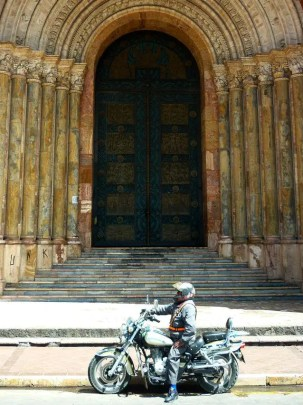 Catedral Nova - Cuenca, Equador (Foto: Esse Mundo É Nosso)