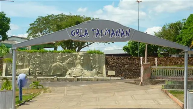Orla de Taumanan - Boa Vista, Roraima (Foto: Esse Mundo É Nosso)