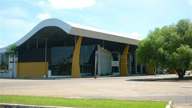 Assembleia Legislativa, Boa Vista, Roraima (Foto: Esse Mundo É Nosso)