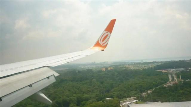 Como ir do aeroporto de Manaus ao centro (Foto: Esse Mundo É Nosso)
