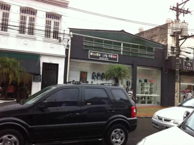 Outlet no Brás: Loja Bicho do Sono (Foto: Esse Mundo é Nosso)
