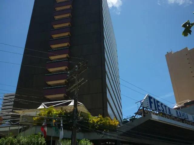 Hospedagem em Salvador - Fiesta Bahia Hotel (Foto: Esse Mundo É Nosso)