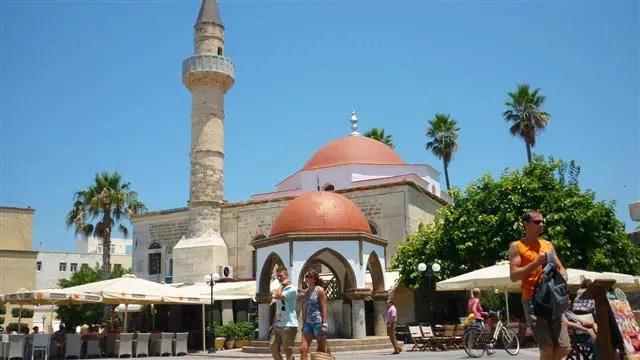 Mesquita Defterdar - Kos, Grécia (Foto: Esse Mundo É Nosso)