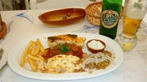 Taverna Alexandros - Kos Grécia (Foto: Esse Mundo É Nosso)
