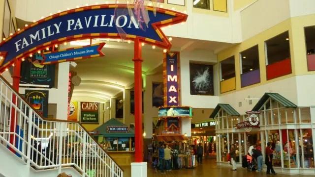 Family Pavilion (Foto: Esse Mundo é Nosso)