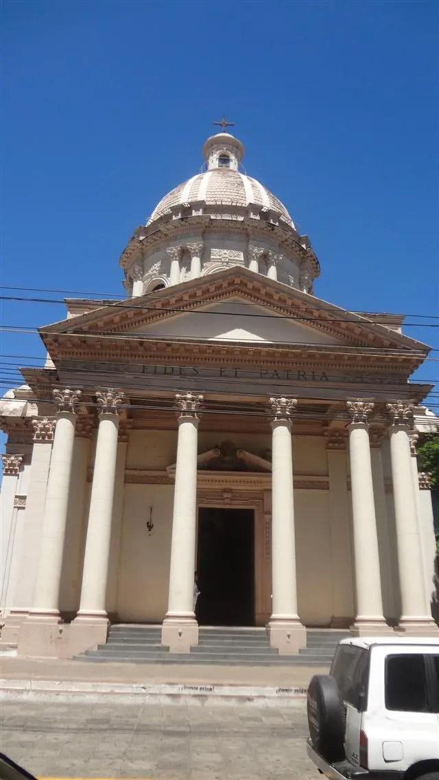 Panteón de los Héroes - Assunção, Paraguai (Foto: Daniel Bazetto)