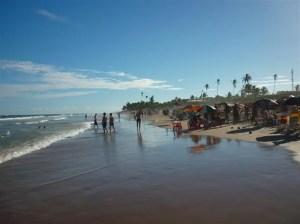 Praia do Flamengo em Salvador, Bahia (Foto: Esse Mundo É Nosso)
