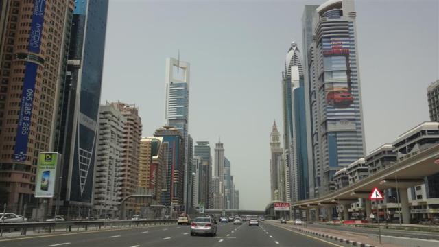 City Tour em Dubai (Foto: Esse Mundo É Nosso)