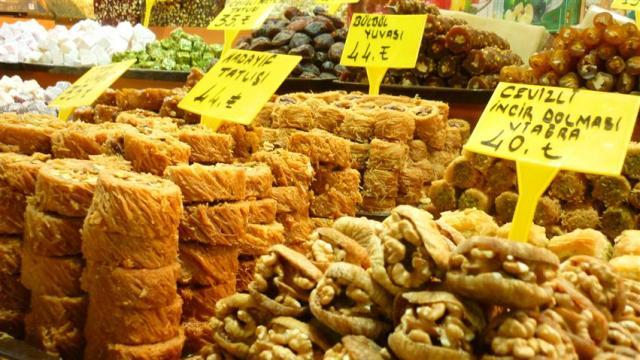 Comida Típica da Turquia - Baklava (Foto: Esse Mundo É Nosso)