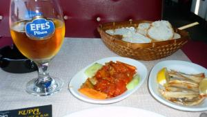 Comida Típica da Turquia - Mezes (Foto: Esse Mundo É Nosso)
