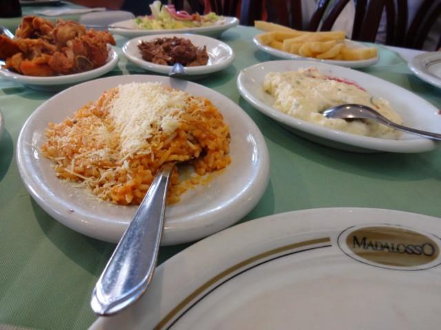 Onde Comer em Curitiba - Restaurante Madalosso (Foto: Esse Mundo é Nosso)