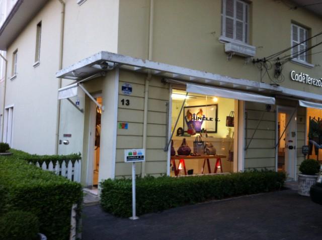 Outlet da Uncle K em Moema (Foto: Esse Mundo é Nosso)