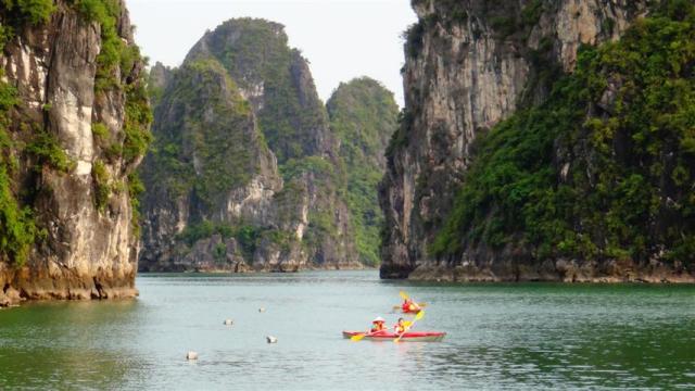 Halong Bay, Vietnã (Foto: Esse Mundo É Nosso)