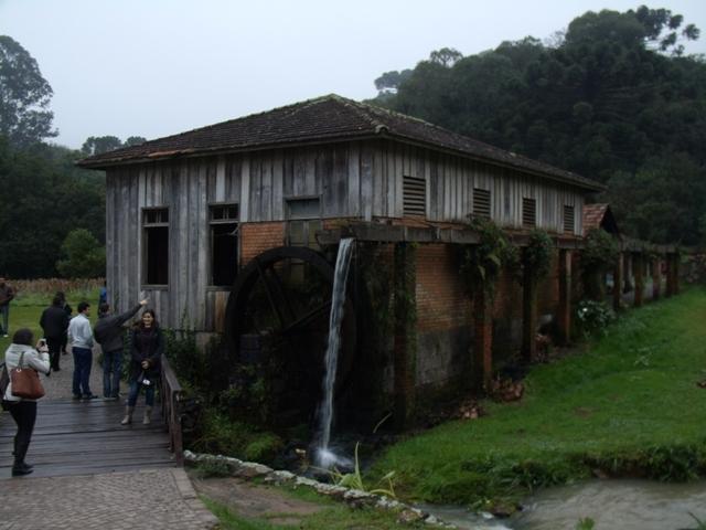 Roteiro na Serra Gaúcha - Casa do Mate