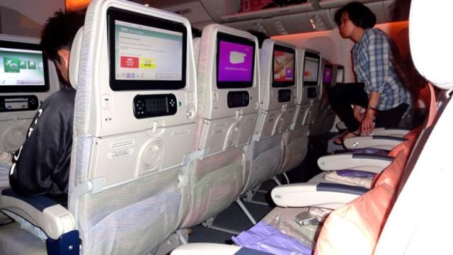 Como é voar Emirates (Foto: Esse Mundo É Nosso)