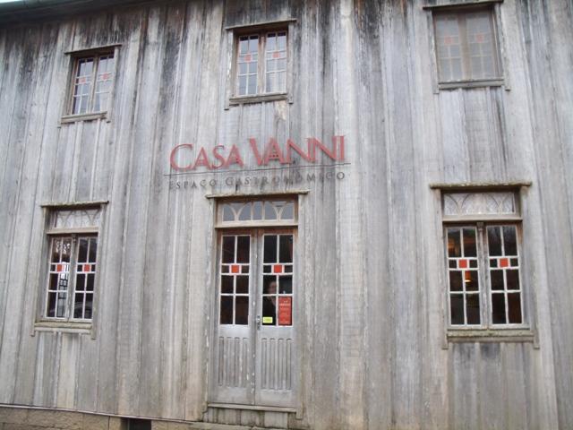 Roteiro na Serra Gaúcha - Casa Vanni