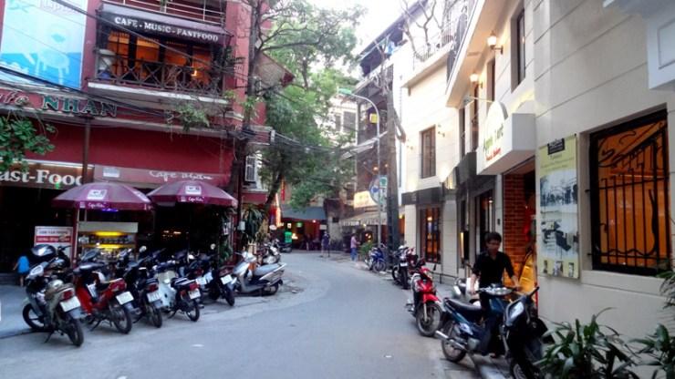 O Antigo Bairro - Hanoi, Vietnã (Foto: Esse Mundo É Nosso)