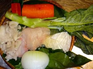 Ingredientes - Receita de Amok do Camboja (Foto: Esse Mundo É Nosso)