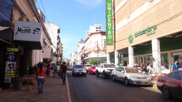 Onde ficar em Assunção: Centro (Foto: Esse Mundo é Nosso)