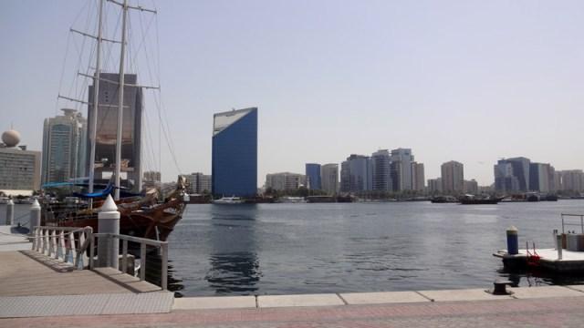 Dubai Creek, City Tour em Dubai (Foto: Esse Mundo É Nosso)