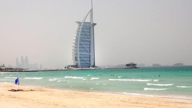 Conexão em Dubai - Burj Al Arab, City Tour em Dubai (Foto: Esse Mundo É Nosso)
