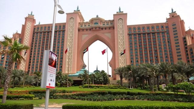 Atlantis The Palm, City Tour em Dubai (Foto: Esse Mundo É Nosso)