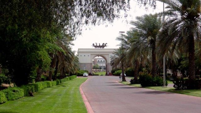 Residência Sheikh Mohammed, City Tour em Dubai (Foto: Esse Mundo É Nosso)