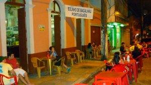 Noite em Manaus - Bar do Armando (Foto: Esse Mundo É Nosso)