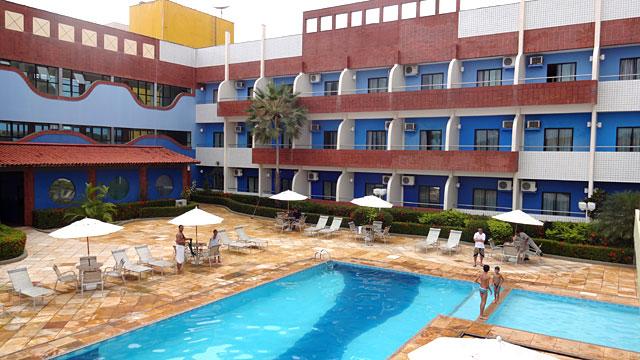 Brisamar Hotel - Onde ficar em São Luís (Foto: Esse Mundo É Nosso)