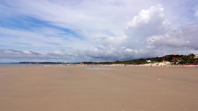 Praia do Calhau - São Luís (Foto: Esse Mundo É Nosso)