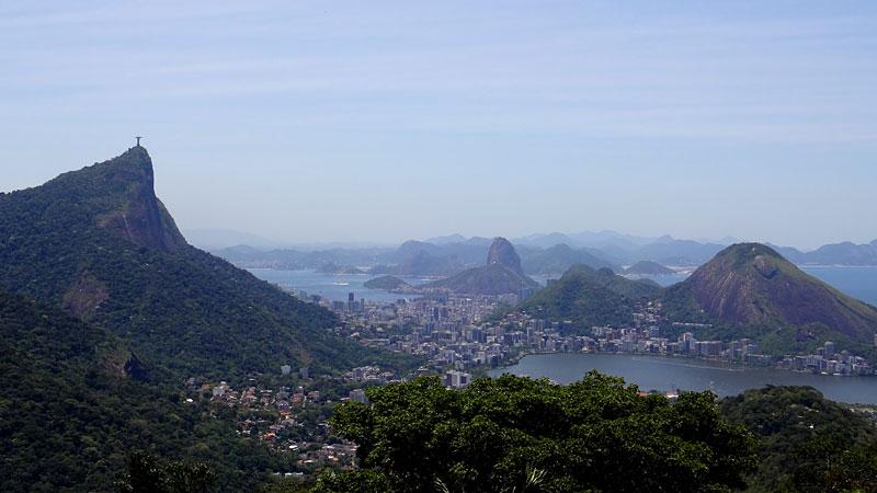 Vista Chinesa - Rio de Janeiro (Foto: Esse Mundo É Nosso)