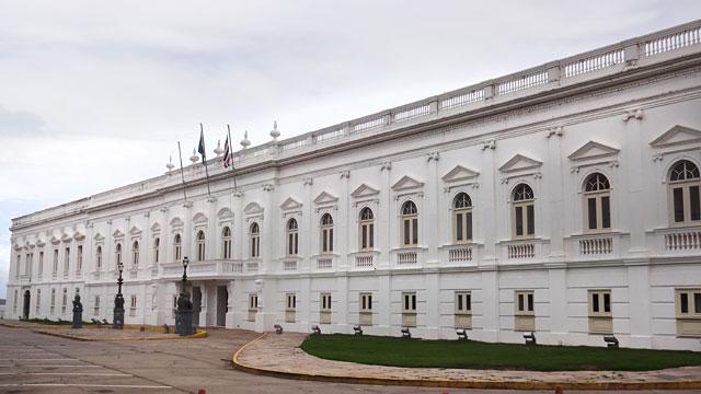 Palácio dos Leões - Centro Histórico de São Luís, Maranhão (Foto: Esse Mundo É Nosso)